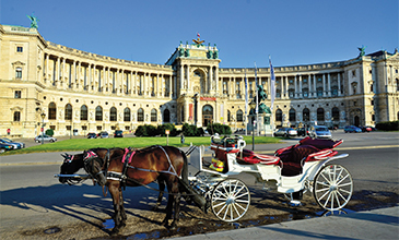 Fun and relaxation in Vienna