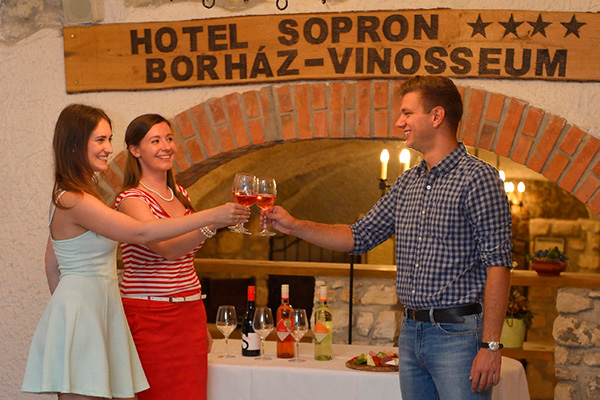 The very best of Sopron (wine)culture and cuisine